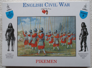 A Call To Arms 1/32 CAL3202 Pikeman (ECW)